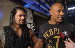 Trend News of match of the Roman Reigns vs The Rock for WrestleMania35