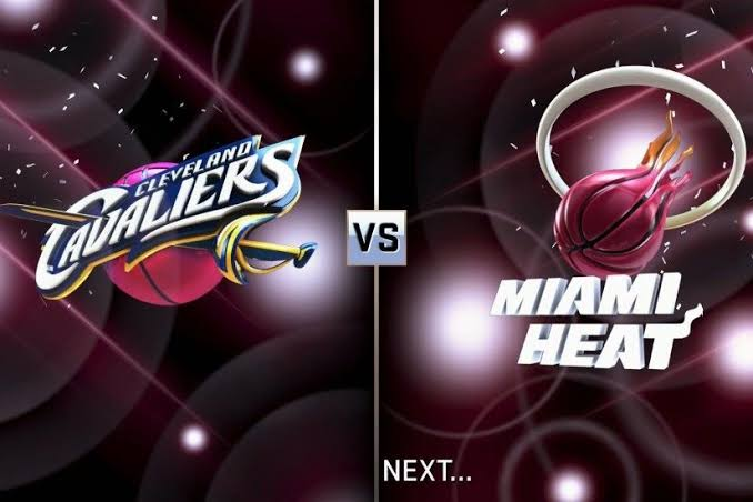 Cavaliers vs Heat: Match Sessions 2015-2018| Stats| Match Result