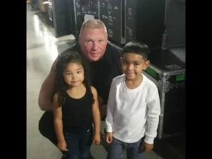 Brock Lesnar: Introduction| Early life| Achievements| Personal life