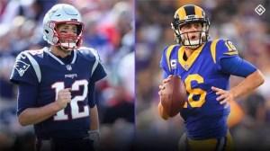Patriots vs Rams : History| 2019 Result & Score