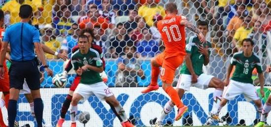 netherland vs mexico