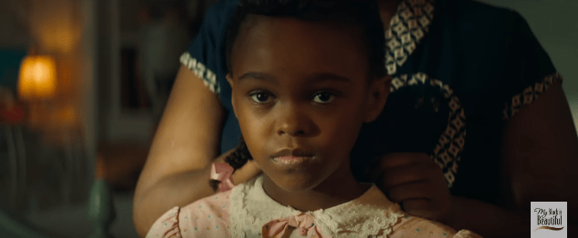 My black is beautiful the talk racism ad P&G 1