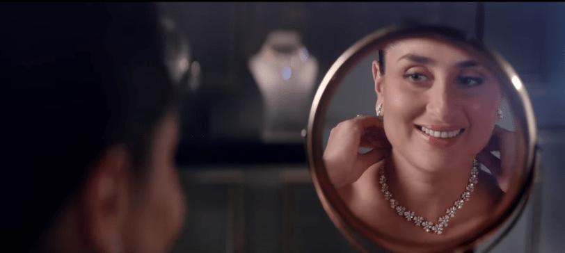 Kareena Kapoor Malabar Gold jewelry ad film.png