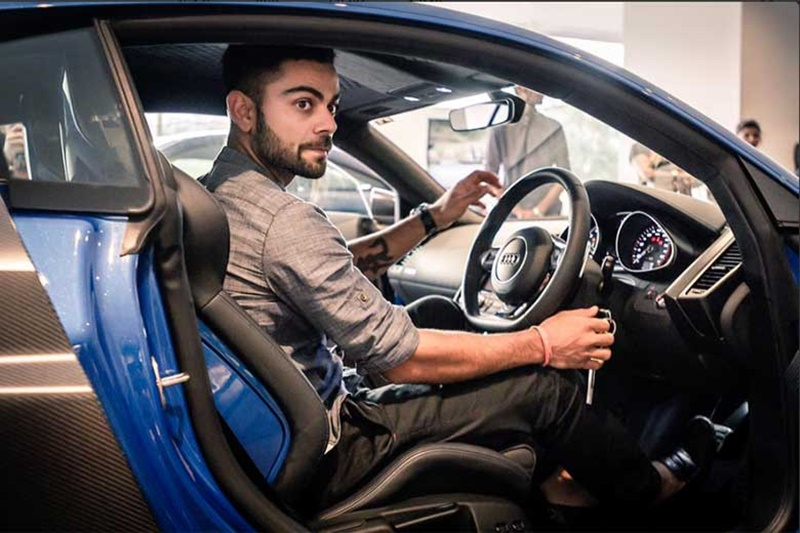 Virat Kohli Brand Ambassador Endorsements Advertising TVCs product promotions brand value list Audi