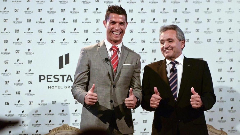 Cristiano Ronaldo Sponsors Partners Brand Endorsements Ambassador Associations Advertising  Pestana