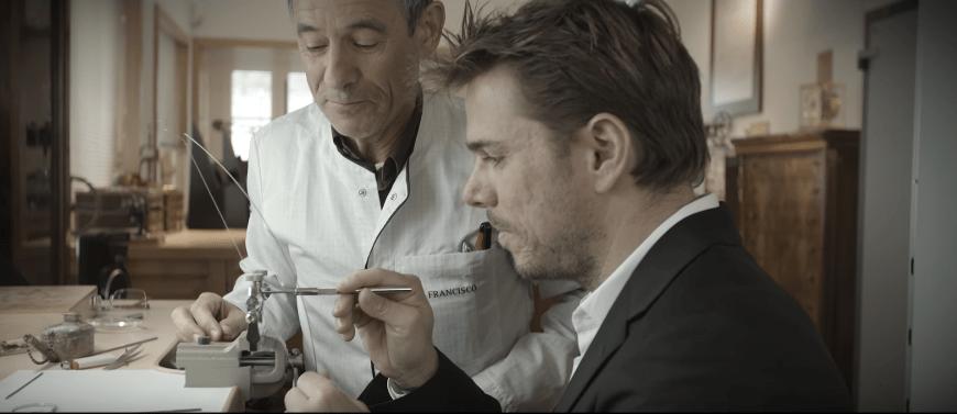 Stanislas Wawrinka Brand Endorsements Brand Ambassador Sponsorship List Audemars Piguet