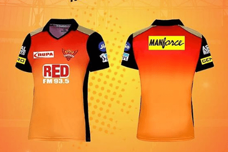 Sunrisers Hyderabad SRH Sponsors Logos Jerseys Brand Endorsements Partners Sponsorship Rupa