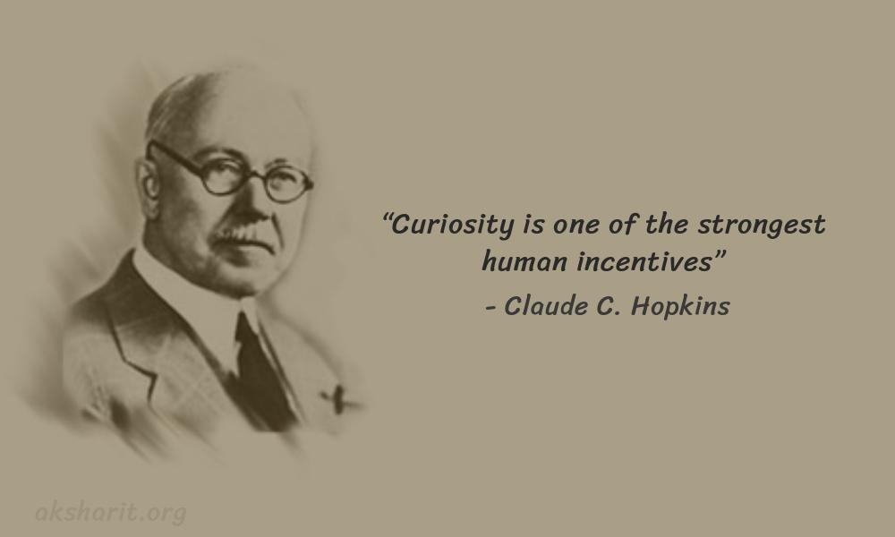 17 Claude C. Hopkins Quotes Advertising Legend Guru
