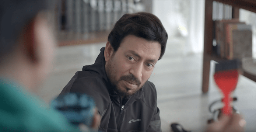 Irrfan Khan Brand Endorsements Brand Ambassadors TVCs advertisements promotion Indica Easy Hair Colour