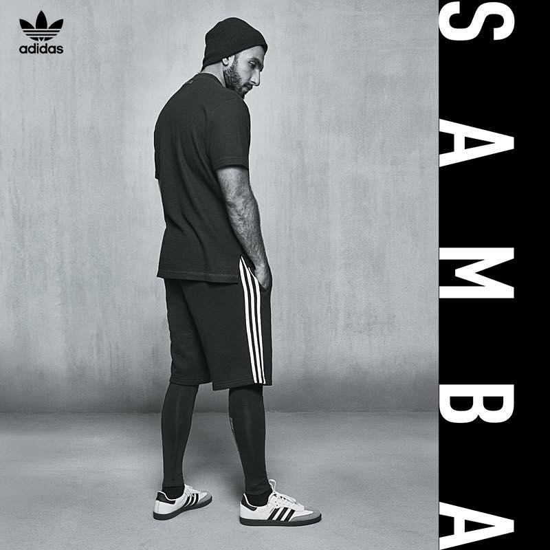 Ranveer Singh Adidas Samba Shoes