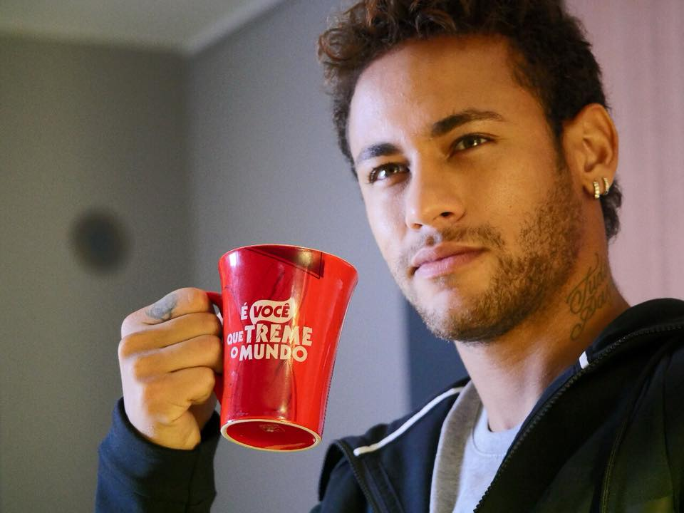 Neymar Jr. Brand Endorsement Deals Promotions Ambassador TVC Advertising Sponsorship Partnership Cafe Pilao