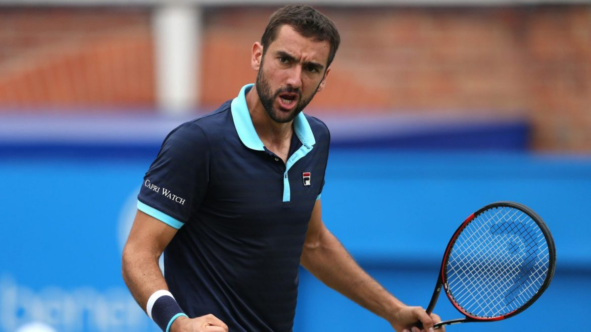 Marin Cilic Capri Watch