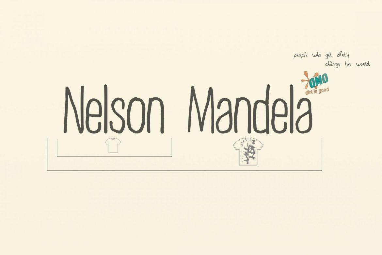 Nelson Mandela Advertisements Social Media Creatives Posts Ideas Ads OMO