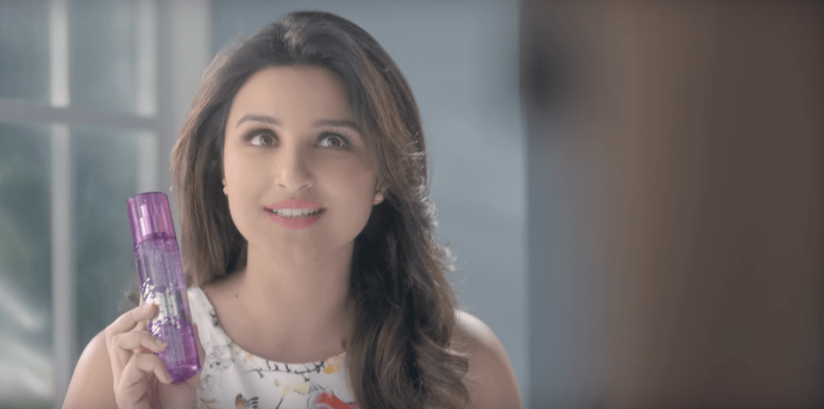 Parineeti Chopra Brand Endorsements Brand Ambassador Advertisements Promotions TVCS Ads Layer'r Wottagirl Classic