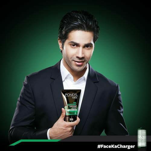 Varun Dhawan Brand Endorsements Ambassador Advertising Marketing Campaign TVC Advertisement Pond's