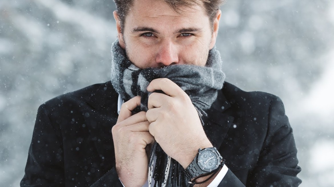 Wrist Watch Brands Endorsed Promoted advertised by tennis stars players Stan Wawrinka - Audemars Piguet