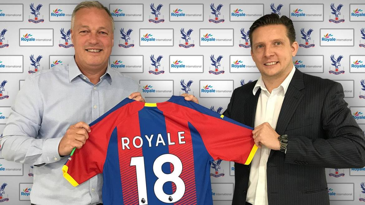 Crystal Palace Sponsors Partners Brand Associations Advertisements Logos Partnerships Investors Royale International