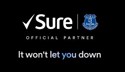Everton Football Club Partners Sponsors Brand Associations Logos Advertising Sure