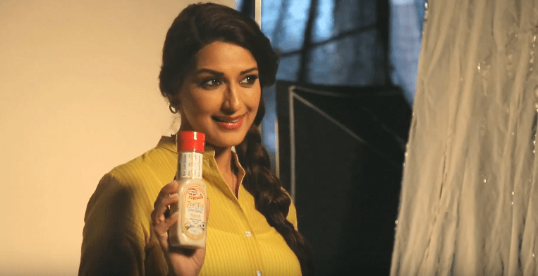 Sonali Bendre Brand Endorsements Ads Advertisements TVCs advertising commercials Fun Food
