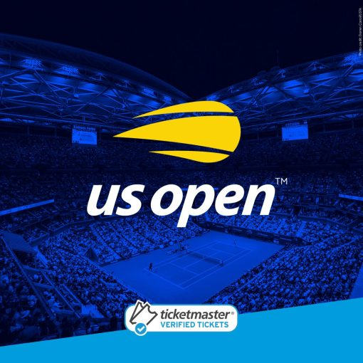 US Open Tennis Grand Slam Sponsors Partners Advertisements Logos Suppliers TicketMaster