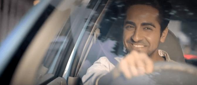 Ayushmann Khurrana brand endorsements brand ambassador list ads tvcs advertisements advertising actor model Datsun Car
