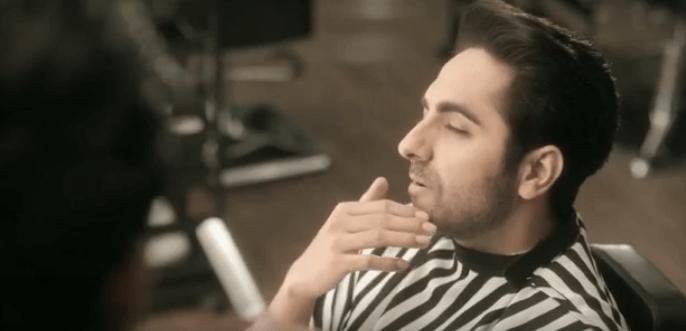Ayushmann Khurrana brand endorsements ads tvcs advertisements advertising actor model Vi-John Shaving Cream