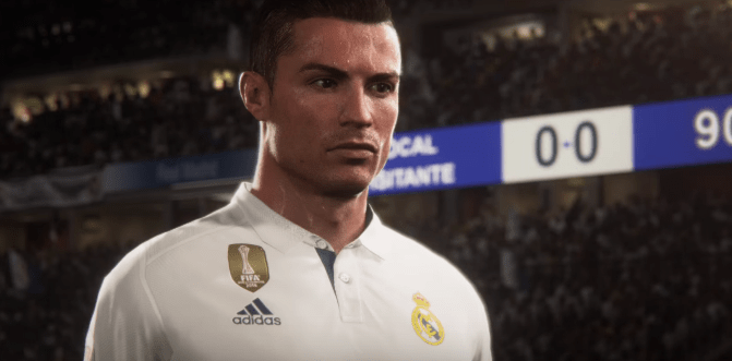 Cristiano Ronaldo Rape Accusation Nike EA Sports 3