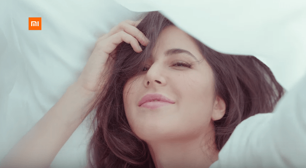 Katrina Kaif Brand Ambassador Brand Endorsements List Promotions TVC Advertisements Xiaomi's Redmi Y