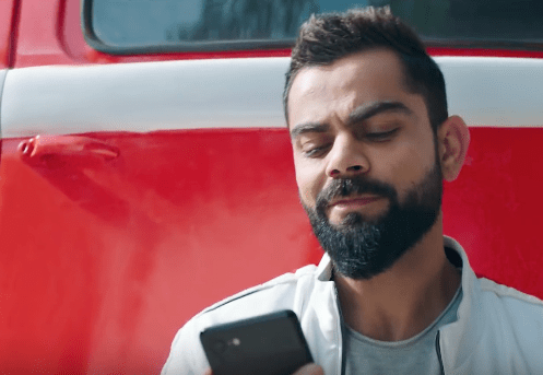 Virat Kohli Brand Ambassador Endorsements Advertising TVCs product promotions brand value list Myntra