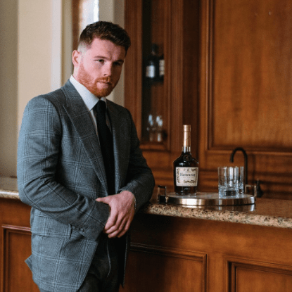 Canelo Alvarez Brand Ambassador Allies Partners Sponsors Brand Associations Advertising TVCs Endorsement List Promotions Social Media Paid Ads Henessy