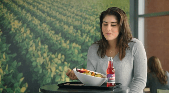 Bianca Vanessa Andreescu Brand Ambassador Endorsements Sponsors List Advertising Partner Commercials TVCs Copper Branch