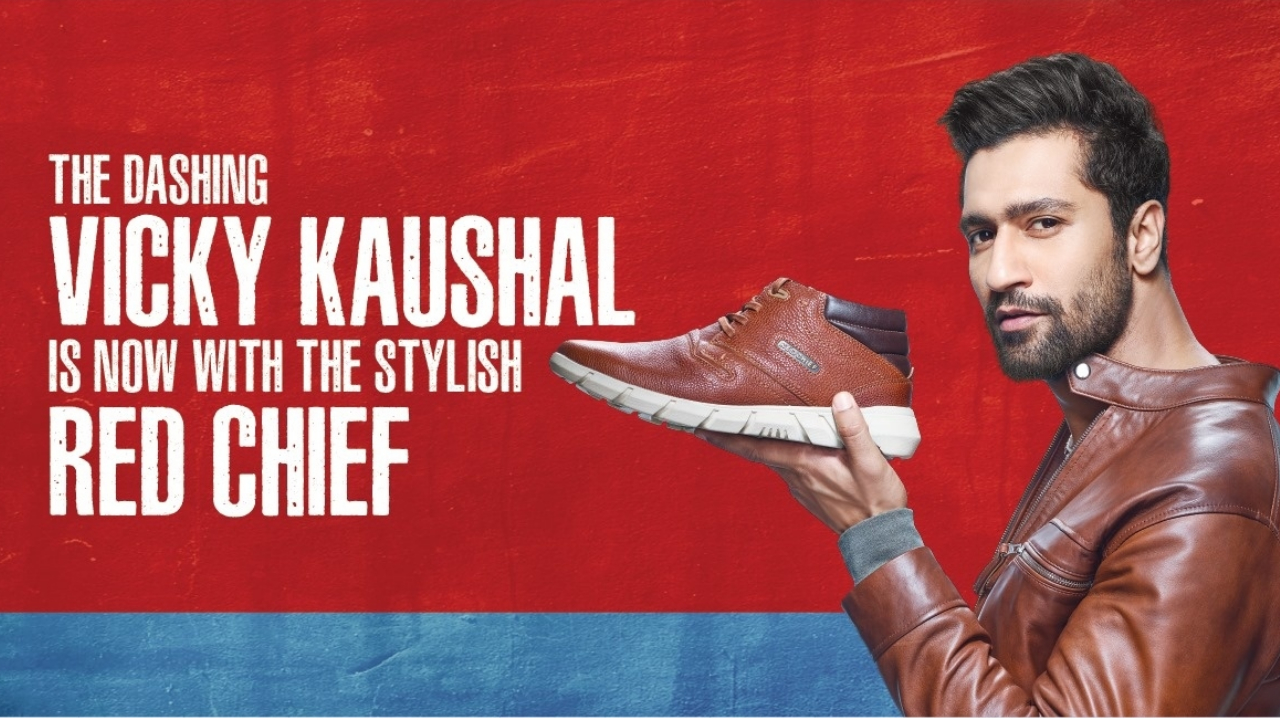 Vicky Kaushal joins hands with footwear