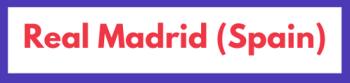 Soccer Football kit sponsorship partnership deals signed in 2020 clubs SportsKhabri news Real Madrid