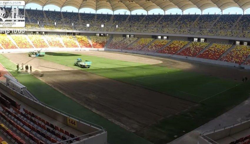 Македонија во Букурешт на ЕП ќе игра на трева со највисок квалитет 🎥