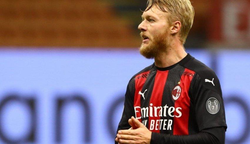Кјаер става потпис на нов договор и ќе биде капитен на Милан