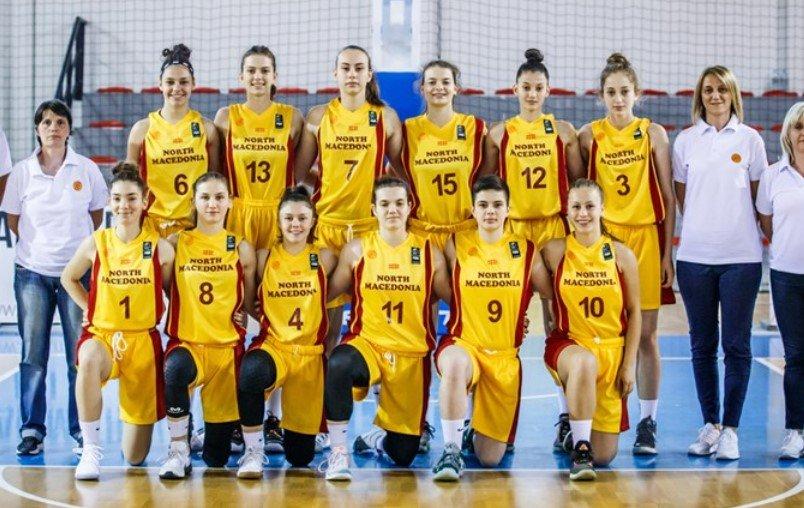 КАТАСТРОФА: Женските кошаркарки до 18 години не постигнаа кош за цела четвртина!