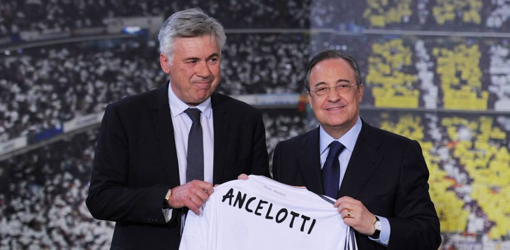 Ο Αντσελότι επιστρέφει στη Ρεάλ Μαδρίτης και φέρνει... αλλαγές!