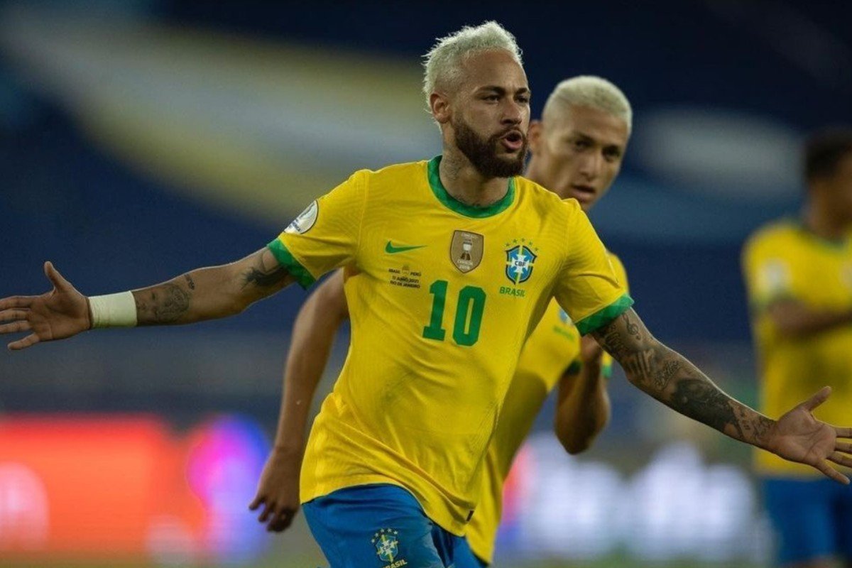Θέλει να φτάσει μέχρι... τέλους με τη Βραζιλία ο Νεϊμάρ!