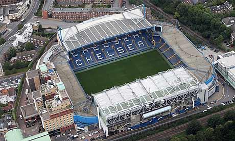Stamford Bridge expansion