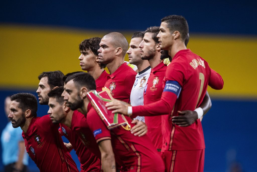 Meanwhile, players were also annoyed by the fact that the french football federation refused to allow them spend time with their families due to. Portugal Euro 2020 Squad Cristiano Ronaldo Surrounded By Top Class Players Sportslens Com