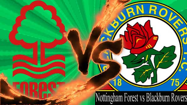 Nottingham Forest vs Blackburn Rovers
