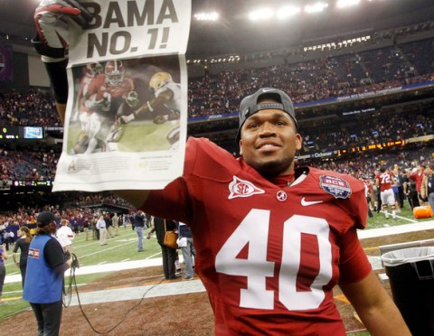 Alabama champions 2011