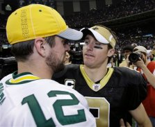 Packers vs Saints