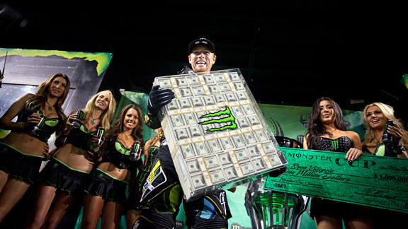 Monster Energy Cup 2011