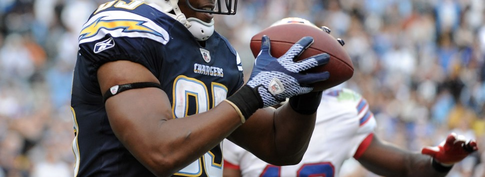 Antonio Gates tight end