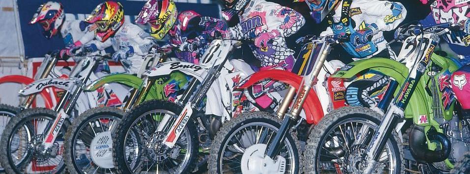 1992 AMA supercross