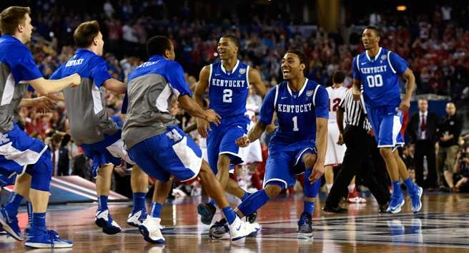 Kentucky Final Four 2014