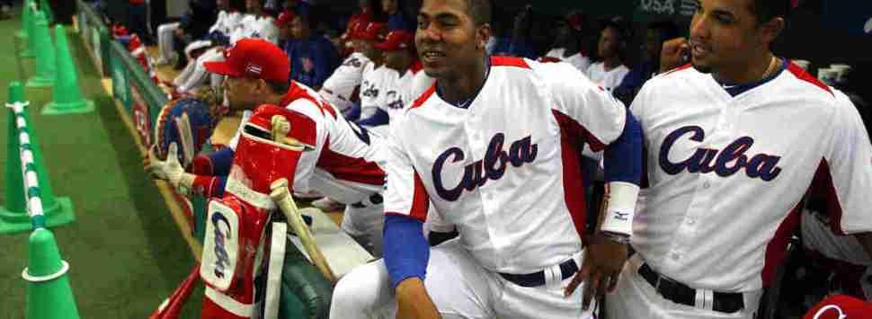 Cuba-béisbol