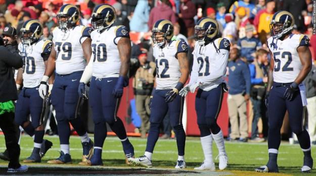 Los Rams le recuerdan a Washington lo que vale RGIII