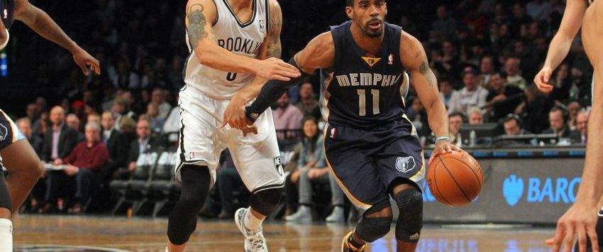 Mike Conley Deron Williams